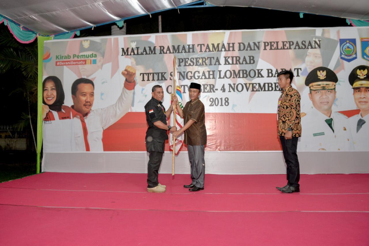 Lombok Barat, Lobar, Pemuda Nusantara, Fauzan Khalid, Fauzan