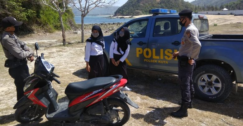 Polsek Kute Lombok