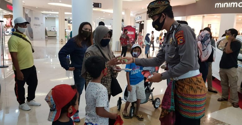 Satlantas Polresta Mataram