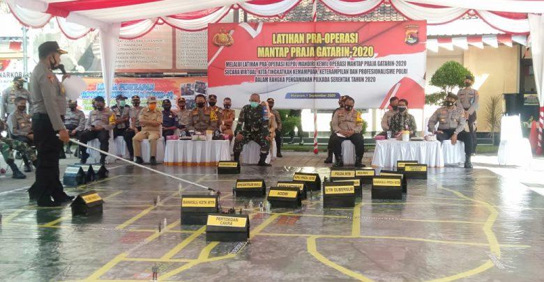 Polresta Mataram