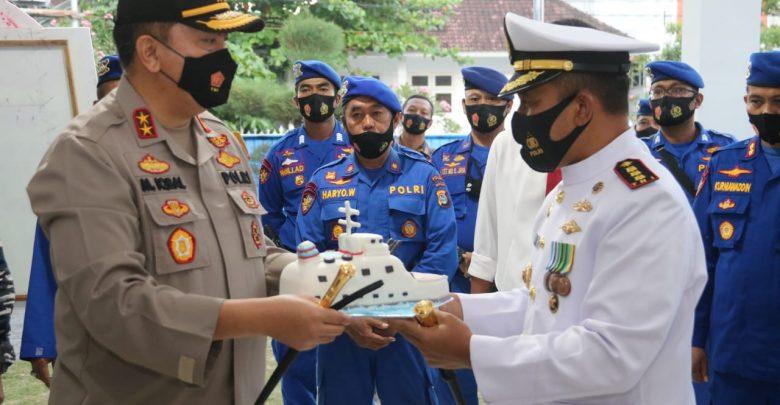 Kapolda NTB-Danlanal Mataram
