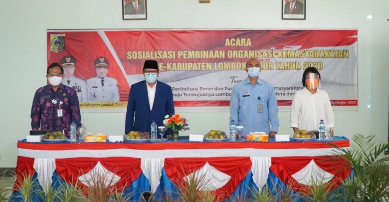 Wakil Bupati Lotim