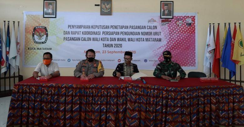 KPU Mataram