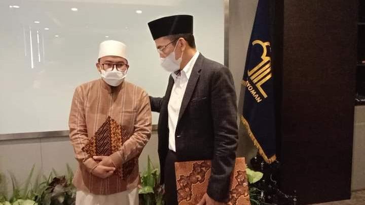 NW Bersatu Dua NW Sepakat Berdamai