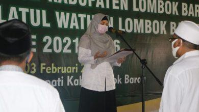 Wagub NTB Kembali Ingatkan Masyarakat Disiplin Protokol Kesehatan