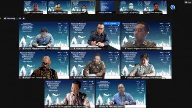 Tujuh BUMN Berkolaborasi Tingkatkan Pariwisata