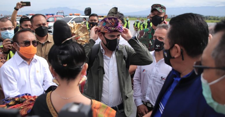 dorna ke Lombok mengecek kesiapan MotoGP mandalika
