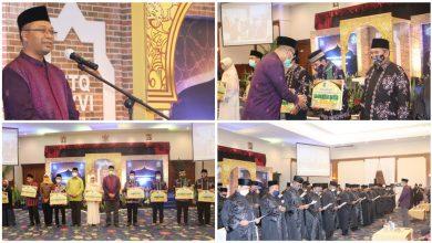 Pembukaan STQ XXVI Tingkat Provinsi Nusa Tenggara Barat
