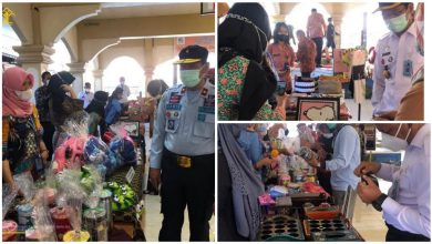 Kemenkumham NTB Gelar Bazar One Day One Prison's Product