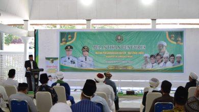 Bupati Lombik Timur Lantik Pengurus Ikatan Hafidz dan Hafidzah IKFI