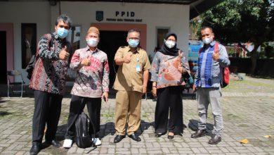 Bangun OGP Lokal, Tim Bappenas RI Kunjungi Diskominfotik Provinsi NTB
