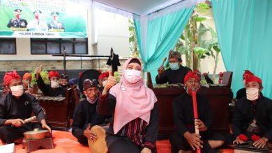 Wagub Launching Posyandu Keluarga Tingkat Kecamatan Lenek