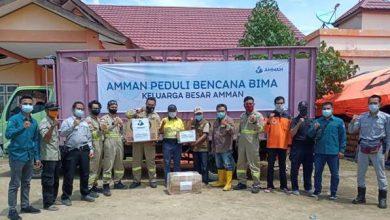PT AMNT Kerahkan Tim Tanggap Bencana untuk Korban Banjir di Bima
