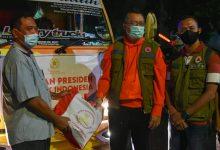 Presiden Kirim 17 Truk Bantuan untuk Korban Banjir Bima