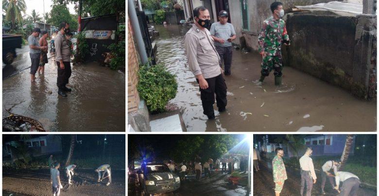 Diguyur Hujan Deras, Lima Desa di Kediri Terendam Banjir