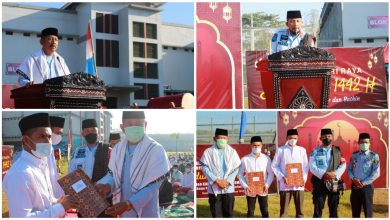 Berkah Idul Fitri, 482 WBP Lapas Mataram dapat Remisi