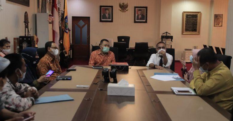 Gubernur NTB Hadiri Musrenbangnas 2021, Ini Pesan Presiden RI