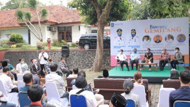 Para Alumni Awardee Beasiswa NTB Pada Acara Bincang Gemilang