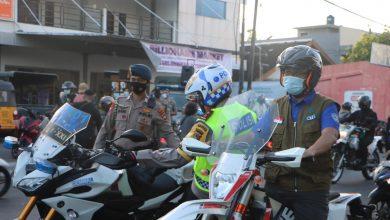 Kunjungi Posko Pengamanan Lebaran, Gubernur Berpesan Prokes