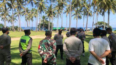 Wakapolres Lombok Utara Pantau Situasi Objek Wisata di KLU