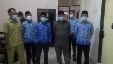Wakil Bupati Lombok Timur H. Rumaksi, Sidak Ke Dinas LHK