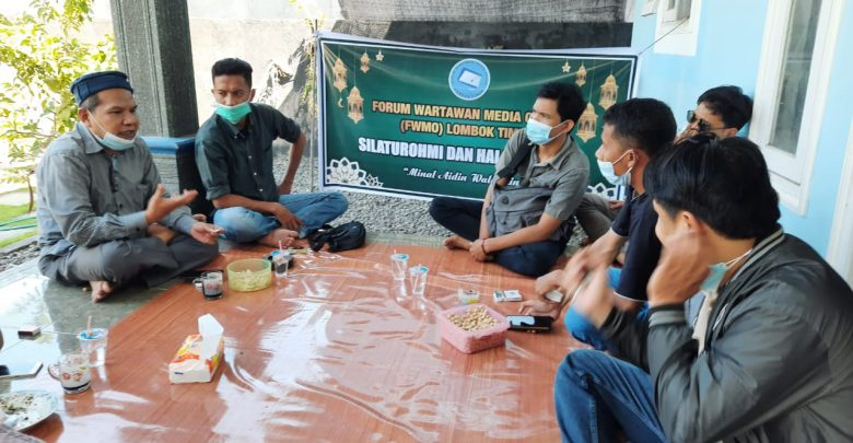 FWMO Lombok Timur Gelar Halal Bihalal