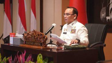Jenderal Kementerian Hukum dan HAM (Sekjen Kemkumham), Andap Budhi Revianto