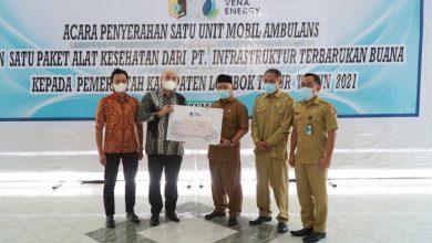 Bupati Kabupaten Lombok Timur (Lotim), H.M. Sukiman Azmy,