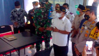 Wakil Bupati KSB Imbau Warga Tidak Mudik ke Luar Daerah