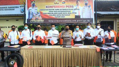 Polresta Mataram Jawara Pengungkapan Kasus KRYD