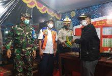 Bupati Lombok Barat Sambangi Pos Pengamanan Hari Raya Idul Fitri