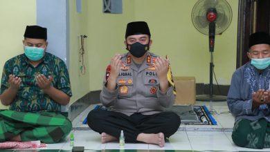 Kapolda NTB Safari Ramadhan ke Desa Ganti Lombok Tengah