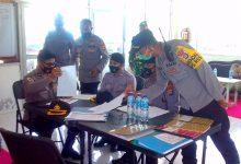 Tim Kewilayahan Ops Ketupat Rinjani Polda NTB Lakukan Pengawasan