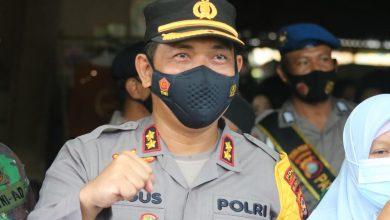 Kapolres Lombok Barat Polda NTB, AKBP Bagus S. Wibowo, SIK