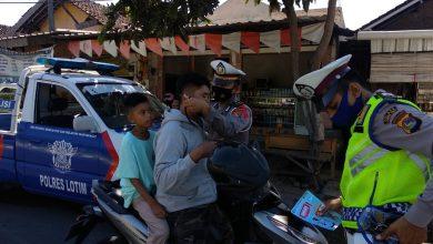 Polres Lombok Timur Lakukan Penyekatan Di Beberapa Lokasi Wisata