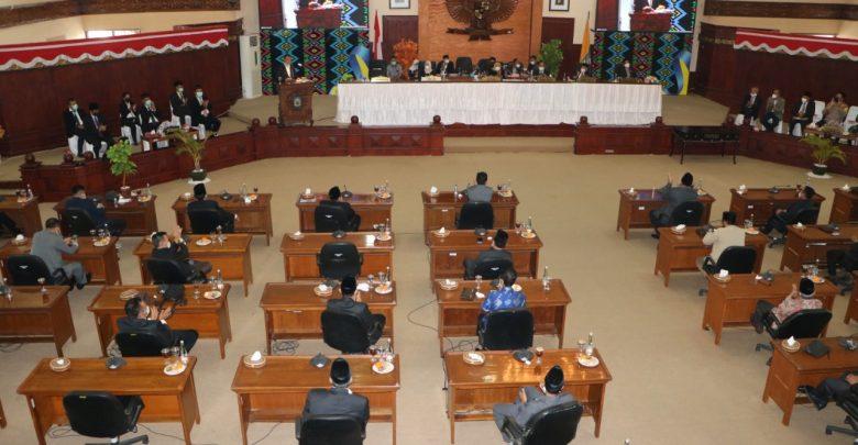 Ketua DPRD, Kami Apresiasi Gubernur dan Jajarannya atas Kinerjanya