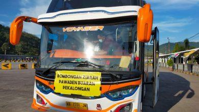 Suket Rafid Test Kedaluwarsa, Satu Rombongan Bus Ziarah di Pelabuhan