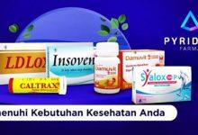 PT Pyridam Farma memberikan bantuan suplemen