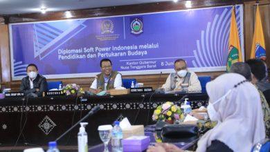 BKSAP DPR RI Siap Jembatani Diplomasi Pendidikan dan Budaya di NTB