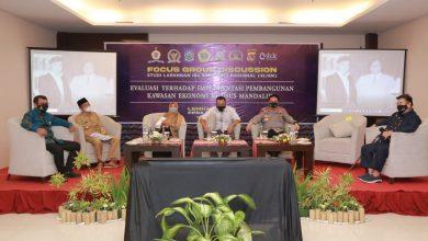 Kapolda NTB sebagai Narasumber Dalam Kegiatan FGD di Mataram