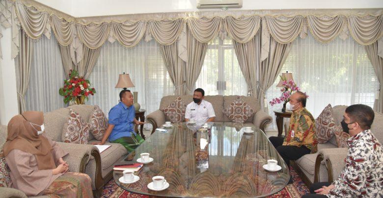 Gubernur NTB Terima Silaturrahmi Kepala OJK Baru