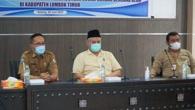 Sekertaris Daerah Lotim Terima Kunjungan Kerja Komisi VIII DPR RI