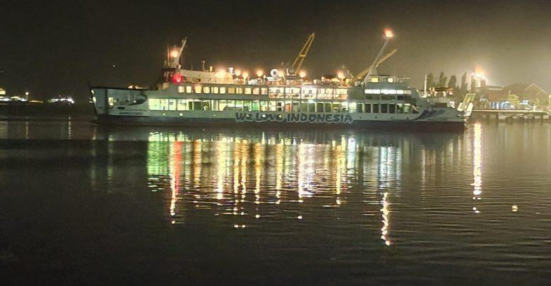 Kapal Seruduk Catwalk dan Tiang Hidrolik, Dermaga I Pelabuhan