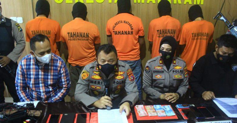 Terduga Tiga Bersaudara Jual Sabu Ditangkap Polisi