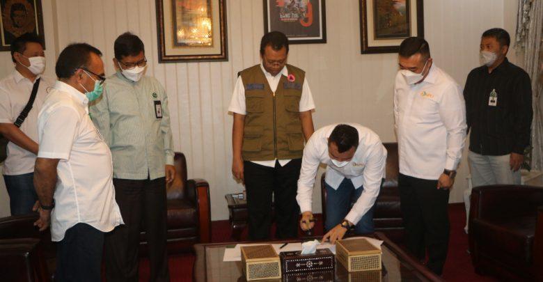 Gubernur Dukung Penuh Budidaya Lobster di NTB