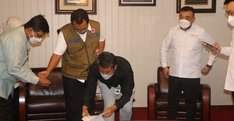 Bank NTB Syariah Penandatanganan MoU dengan GPLI