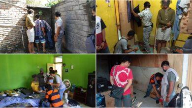 Diduga Miliki Sabu-sabu, 13 Orang Pemuda Ditangkap Polres Loteng