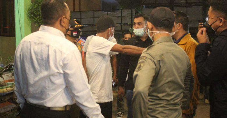 Oknum Mengaku ASN Adu Mulut dengan Petugas saat Operasi Yustisi