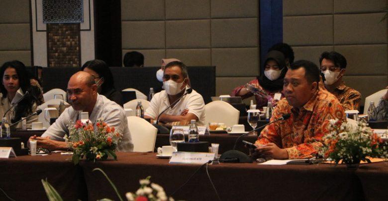 Rapat Pembahasan Strategis Pembangunan Provinsi Bali, NTB dan NTT