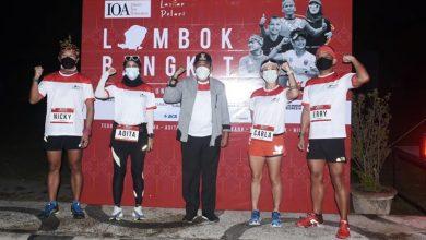 Even Lombok Charity Run, Empat Laskar Pelari Jajal Keindahan Alam KLU